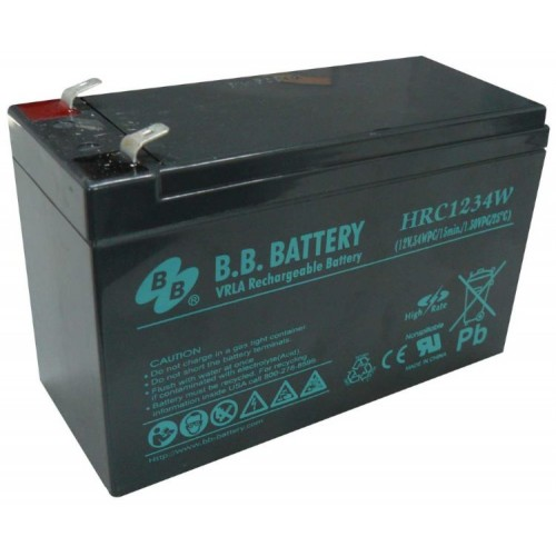 Аккумуляторная батарея В.В.Battery HRC 1234W BB HRC1234W