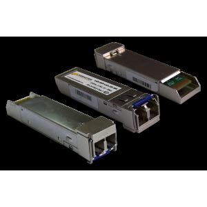 Модуль SFP WDM, 1.25Gb/s, 1490/1550nnm, 80км, LC, LAN-WDM-14-15-80-SM