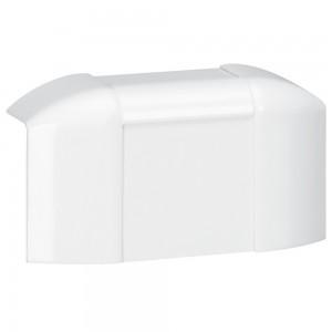 Ответвление T-образное для монтажа у потолка - для мини-плинтусов DLPlus 32/40x20 - белый