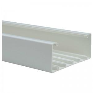 Кабель-канал DLP 65x220 - 2 или 3 секции - длина 2 м - белый