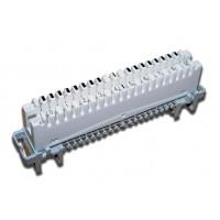 Плинт размыкаемый LSA Profil, Eco, 10 пар, маркировка от 0 до 9 TWT-LSA10P-DIS-09