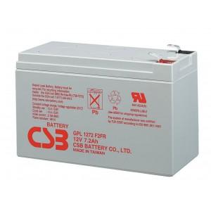 Аккумуляторная батарея CSB GPL1272 (12V 7.2Ah)