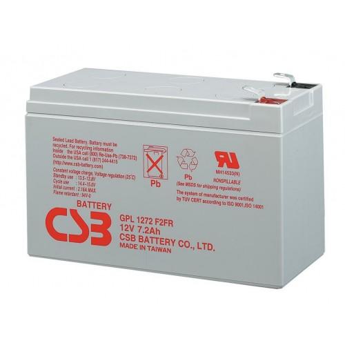 Аккумуляторная батарея CSB GPL1272 CSBGPL1272