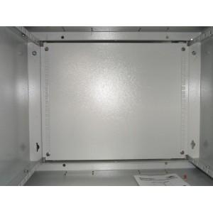 Стенка задняя к шкафу ШРН-Э 18U в комплекте с крепежом, цвет черный