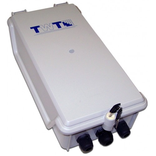 Наружный распределительный бокс, 10 плинтов, 100 пар TWT-DB10-10P/OUT TWT-DB10-10P/OUT
