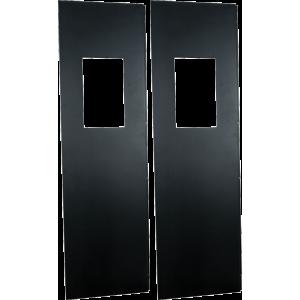 Панель-заглушка на место двери коридора 1200 мм для шкафов LANMASTER DCS 48U, 2 шт.