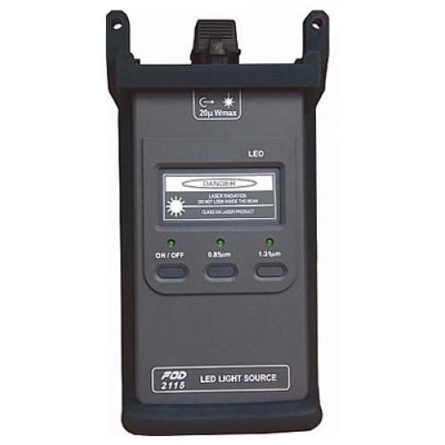 Светодиодный источник FOD-2115 (850/1300 nm, -20 dBm, MM, FC) FOD-2115