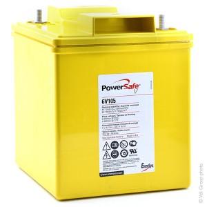Аккумулятор EnerSys PowerSafe 6V105 (6V 103Ah)