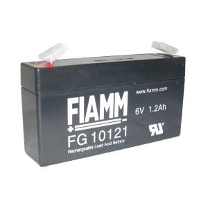 Аккумуляторная батарея Fiamm FG10121 (6V 1.2Ah)