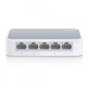 5-портовый 10/100 Мбит/с настольный коммутатор