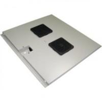 Блок 2-х вентиляторов в крышу шкафа Eco глубиной 800 мм