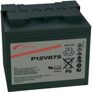 Аккумулятор Sprinter P12V875 (12V 41Ah)