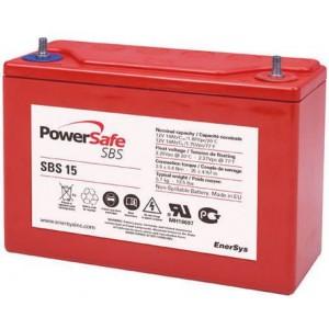 Аккумулятор Powersafe SBS 15 (12V 14Ah)