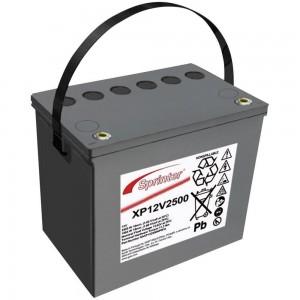 Аккумулятор Sprinter XP12V2500 (12V 69,5Ah)