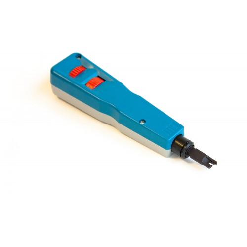 Ударный инструмент для заделки контактов 110 (нож в комплекте) MDX-PND-110