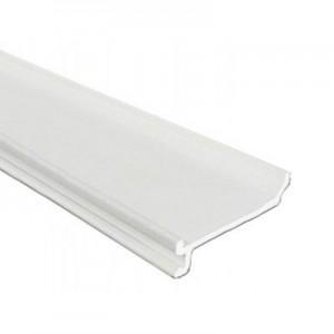 Самоклеющаяся разделительная перегородка - для кабель-канала DLP 35x80 - 2 м - белая