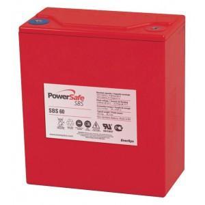 Аккумулятор Powersafe SBS 60 (12V 51Ah)