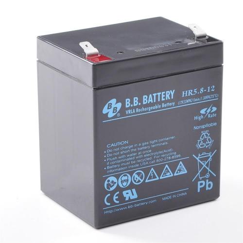 Аккумуляторная батарея В.В.Battery HR 5,8-12 BB HR5,8-12