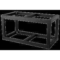 Цоколь для шкафов LANMASTER DCS 600х1200 мм, высотой 200 мм, без боковых панелей