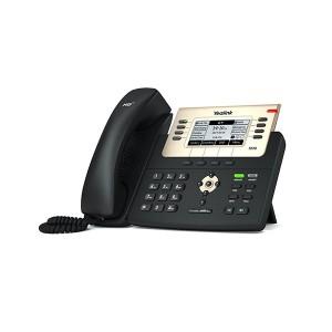 SIP-телефон, 6 SIP линии, Yealink SIP-T27G