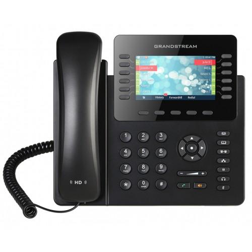 IP-телефон, 6 SIP аккаунтов, 44 цифровые BLF клавиши, PoE, Grandstream GXP2170 GXP2170