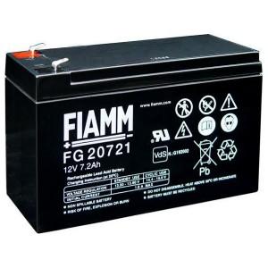 Аккумуляторная батарея Fiamm FG20721  (12V 7.2Ah)