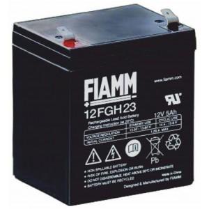 Аккумуляторная батарея Fiamm 12FGH23 (12V 5Ah)