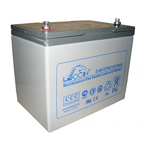 Аккумуляторная батарея Leoch DJM1275H DJM1275H