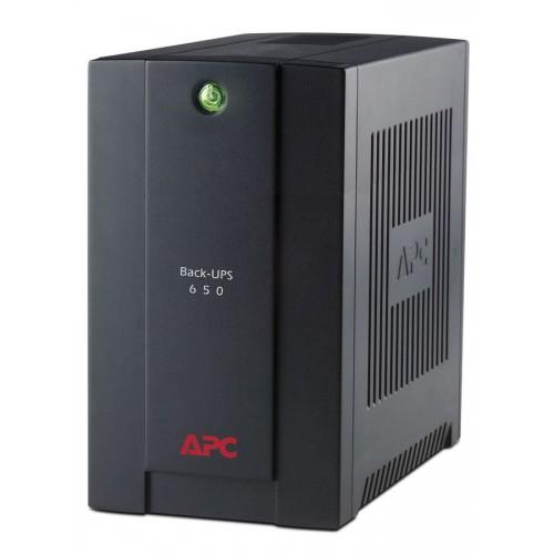 Источние бесперебойного питания APC Back-UPS 650VA, 230V, Schuko Model BC650-RSX761 BC650-RSX761