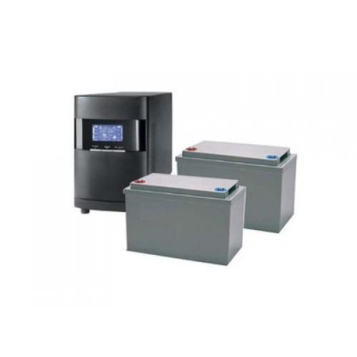 ИБП для газовых котлов STARK Country 1000 online с батареей 100 Ач SС1000-16A-100