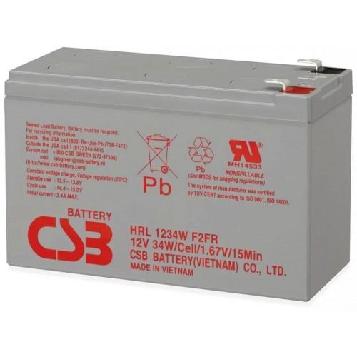 Аккумуляторная батарея CSB HRL1234W CSBHRL1234W