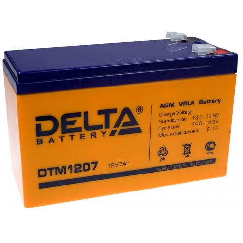Аккумуляторная батарея Delta DTM 1207 DTM1207