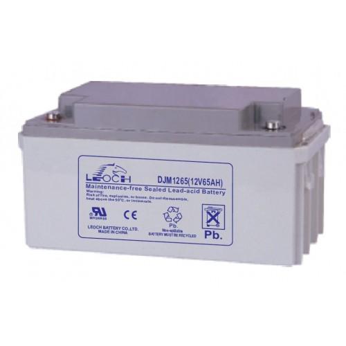 Аккумуляторная батарея Leoch DJM1265 DJM1265