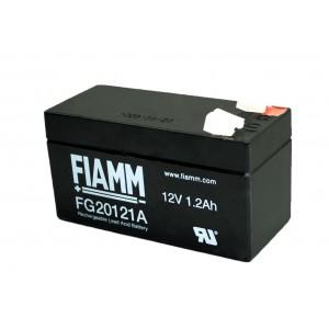 Аккумуляторная батарея  Fiamm FG20121A  (12V 1.2Ah)
