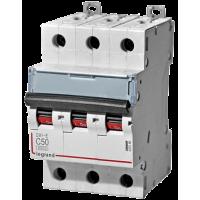 Автоматический выключатель Legrand  DX3-E C50 3П 6kA (407296)