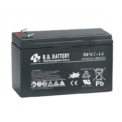 Аккумуляторная батарея В.В.Battery BPS 7-12 BPS 7-12
