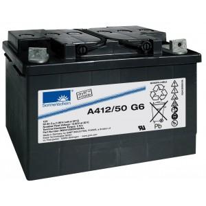 Аккумулятор гелевый Sonnenschein A412/50 G6 (12V 50Ah) GEL