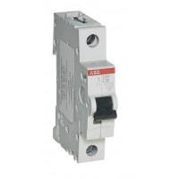 Автоматический выключатель ABB STOS201 C10 1п 10А  6кА (2CDS251001R0104)