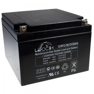 Аккумуляторная батарея Leoch DJW12-28