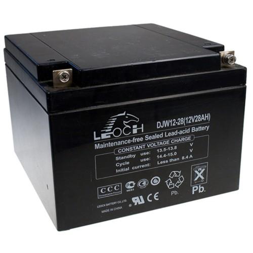 Аккумуляторная батарея Leoch DJW12-28 DJM12-28
