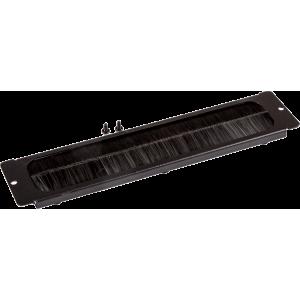 Щеточный кабельный ввод в крышу шкафа LANMASTER DCS