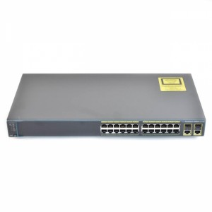 Коммутатор Cisco Catalyst WS-C2960R+24TC-L