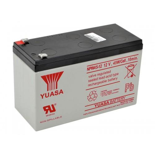 Аккумуляторная батарея Yuasa NPW45-12 NPW45-12