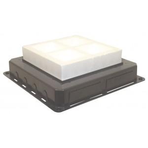 Коробка под заливку для люка EFAPEL на 16 модулей 83058