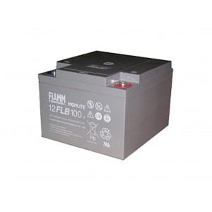 Аккумуляторная батарея  Fiamm 12 FLB 100 P (12V 26Ah)