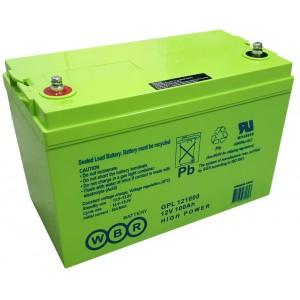 Аккумуляторная батарея WBR GPL121000 (12V 100Ah)