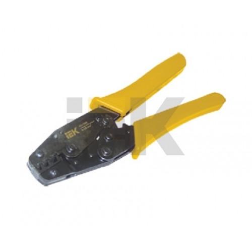 Клещи обжимные КО-06Е 6-16мм для Е-типа ИЭК TKL20-006-016
