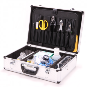 Набор инструментов НИМ-25 для разделки оптического кабеля