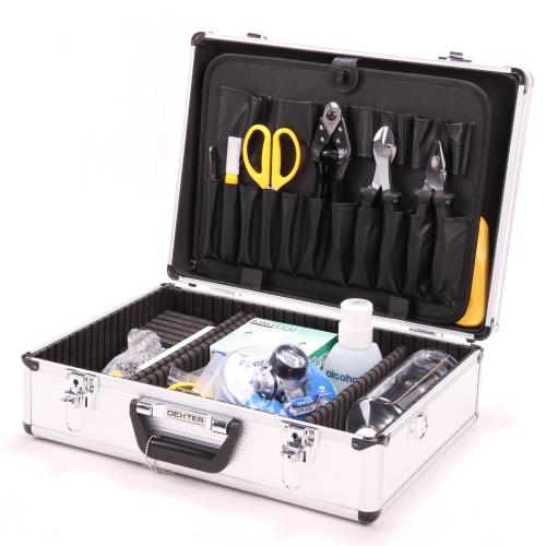 Набор инструментов НИМ-25 для разделки оптического кабеля НИМ-25