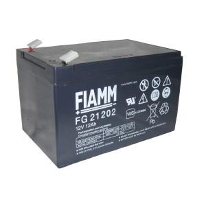 Аккумуляторная батарея  Fiamm FG21202  (12V 12Ah)